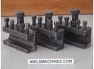 Schaublin Verkauft: Schaublin 125 Tripan 212 Schnellwechselstahlhalter mit 4 Halter und Schlüssel