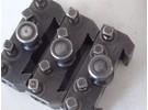Schaublin Schaublin 125 Tripan 212 Schnellwechselstahlhalter mit 4 Halter und Schlüssel
