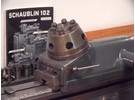 Sold: Schaublin 102 Turret Carriage 6-Station