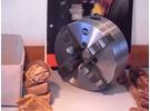 Sold: Emco Maximat V13 ø160mm Self-Centering 4-Jaw Chuck (NOS)
