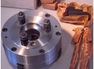 Sold: Emco Maximat V13 ø160mm Self-Centering 4-Jaw Chuck (NOS)