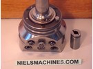 Sold: Mizoguchi MU-3 Automatic Boring/Facing Head with 3 Morse Taper shank