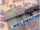 Schaublin 70 Gewindespindel und Mutter für Oberschlitten des Kreuzsupports (NOS)