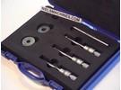 Verkauft: Mitutoyo 368-911 Holtest Mikrometer Satz (6-12mm) mit Einstellring