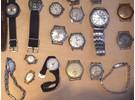 Sold: Large collection Vintage watches and movements