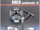Sold: Emco Unimat 3 Lathe 4-Jaw Chuck