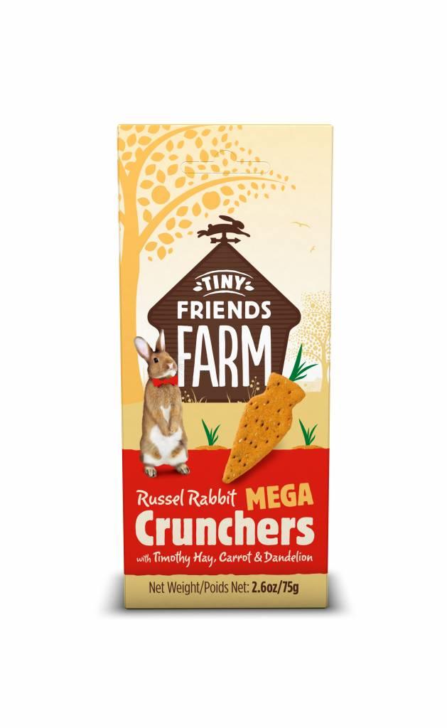 Supreme Russel Rabbit MEGA Crunchers Carrot