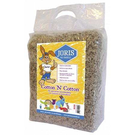 Joris No Smell Cotton N Cotton Cotton Ground cover