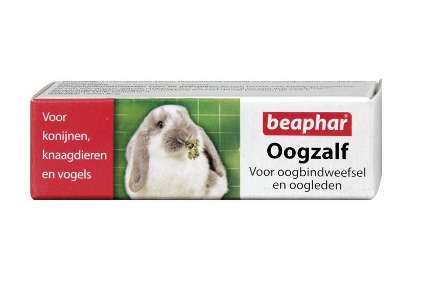 Beaphar Oogzalf voor Knaagdieren 5 ml