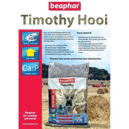 Beaphar Pflege + Timothy Hay 1 kg