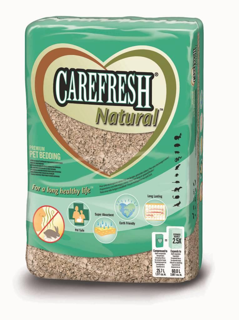 Carefresh Natürliche 60 Liter