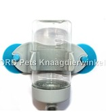 Ferplast Trinkbare 150 ml Trinkflasche Mini Duna mit Saugnapf