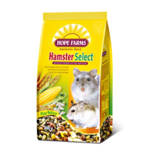 Hope Farms Hamster Select 800 gram