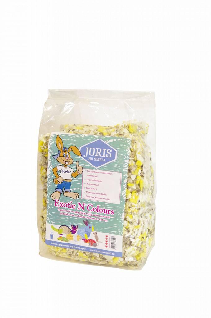 Joris No Smell Exotic N colors nest material