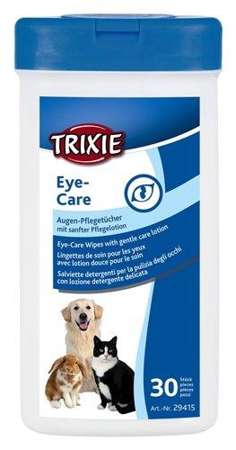 Trixie Eye wipes