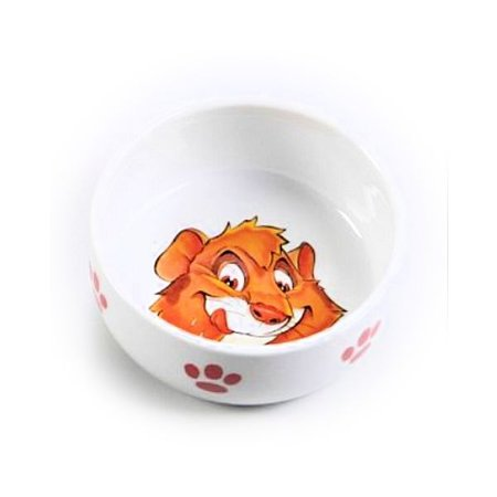 Elmato Food bowl Cavia Fun 11,5 cm
