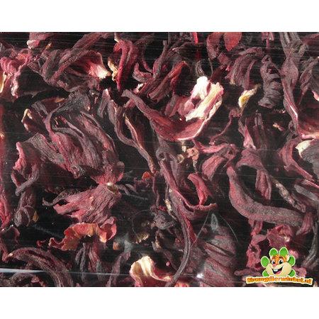 Nagertraum Hibiscusbloemen 200 gram