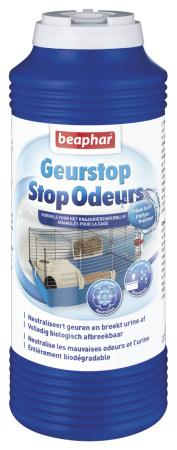Beaphar Geurstop Knaagdier 600 gram blijvend fris knaagdierverblijf