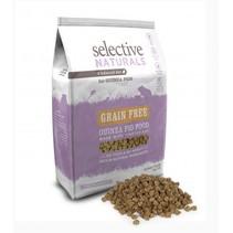 Selective Cavia Graanvrij 1,5 kg