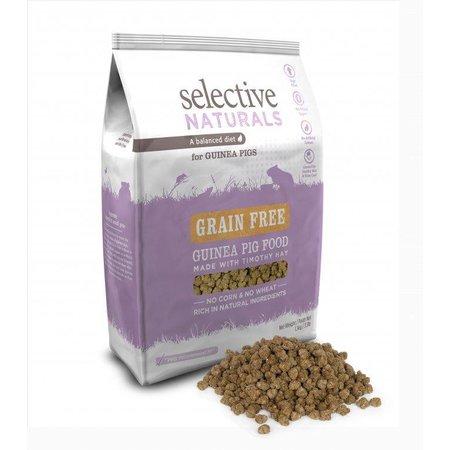 Supreme Selective Guinea pig Grain free 1.5 kg Guinea pig food