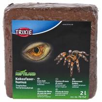 Coconut fiber-Humus