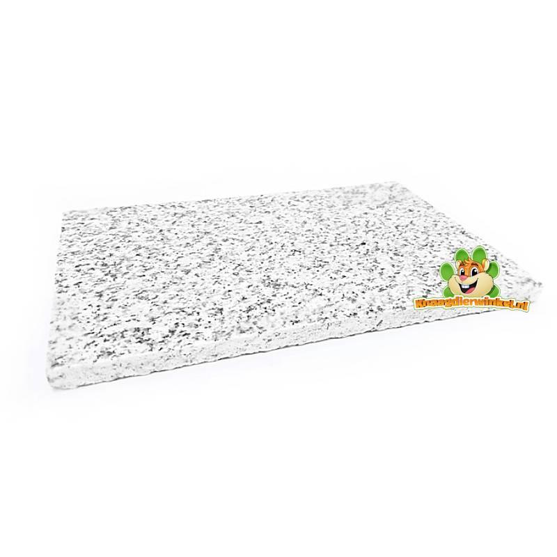 Kühler Stein aus Granit 20 cm