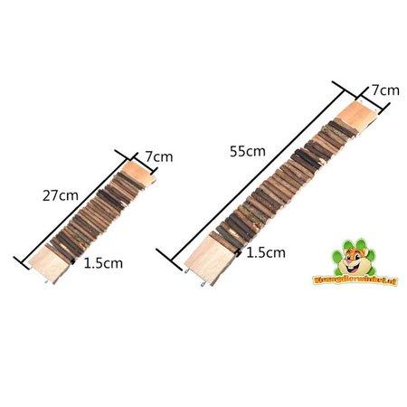 Trixie Buigzame ladder 27 cm