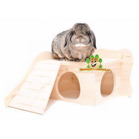 elmato konijnen huizen