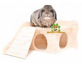 Kaninchen Häuser