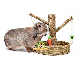 Kaninchenspielzeug