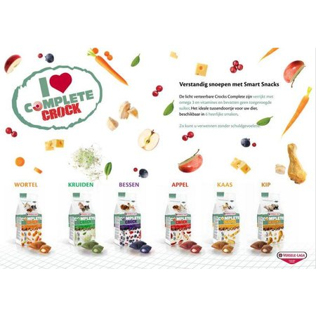 Versele-Laga Crock Complete Carrot