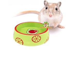 Gerbil food bowls