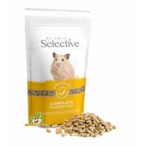 Selektiver Hamster 350 Gramm