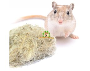 gerbil nest material for gerbils