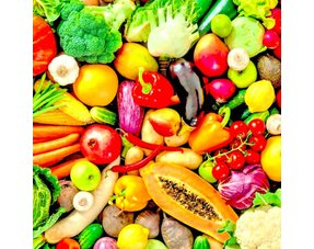 Gemüse-Thema
