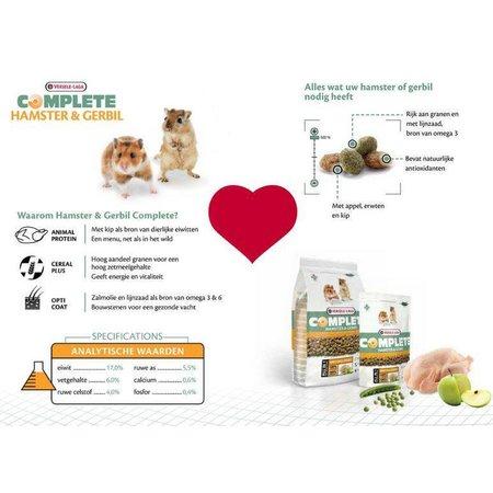 Versele-Laga Komplette Hamster & Gerbil 500 Gramm