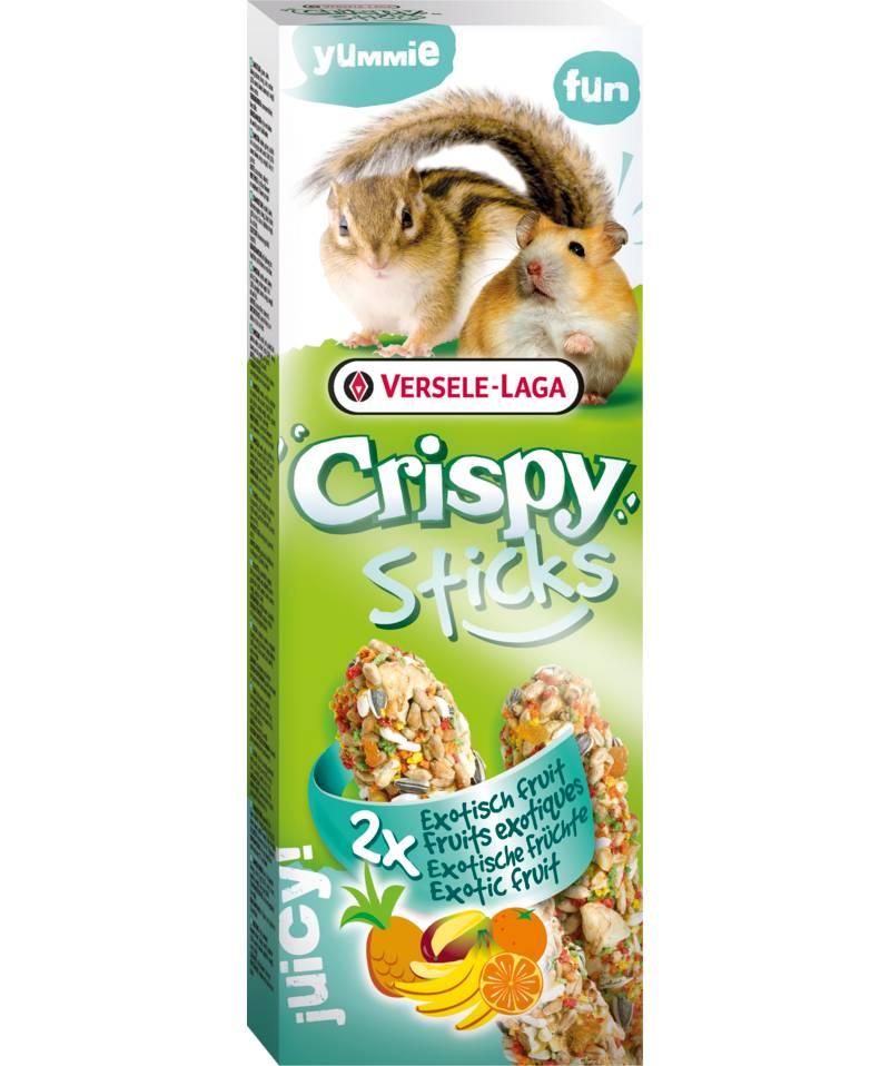 Versele-Laga Knusprige Sticks Hamster & Eichhörnchen Obst
