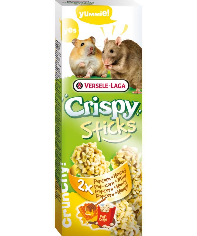 Versele-Laga Knusprige Sticks Hamster & Ratte Popcorn