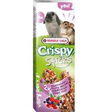 Versele-Laga Crispy Sticks Rabbit & Chinchilla Forest Fruits