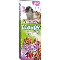 Crispy Sticks Rabbit & Chinchilla Forest Fruits