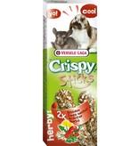 Versele-Laga Crispy Sticks Rabbit & Chinchilla Herbs