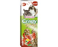 Crispy Sticks Konijn & Chinchilla Kruiden