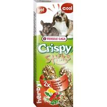 Crispy Sticks Kaninchen & Chinchilla Gewürze