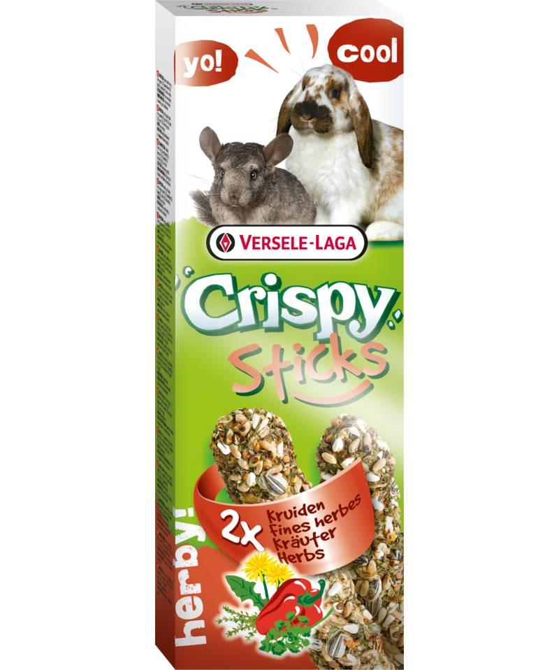 Versele-Laga Crispy Sticks Rabbit & Chinchilla Spices