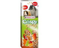 Crispy Sticks Cavia & Konijn Fruit