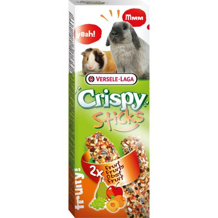 Versele-Laga Crispy Sticks Guinea Pig & Rabbit Fruit
