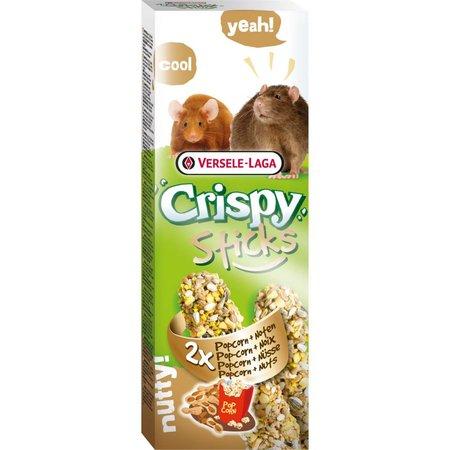 Versele-Laga Crispy Sticks Maus & Ratte Popcorn & Nüsse