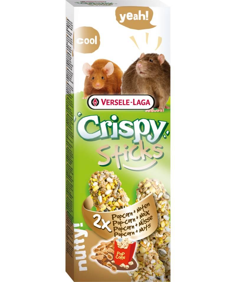 Versele-Laga Knusprige Sticks Popcorn & Nüsse