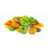 Knaagdierwinkel® Nager Runden Karotten & Sanddornsaft 150 Gramm