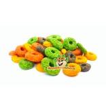 Knaagdierwinkel.nl Rodent Rounds Karotten & Sanddorn Saft 150 Gramm